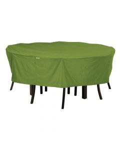 SODO Plus Round Patio Table & Chair Set Cover - Tough and Weather Resistant Patio Set Cover, Large (55-943-011901-EC)