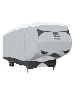 Over Drive SkyShield Deluxe Tyvek 5th Wheel Trailer Cover, Fits 20' - 23' Trailers