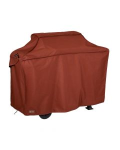 Montlake FadeSafe Water-Resistant BBQ Grill Cover